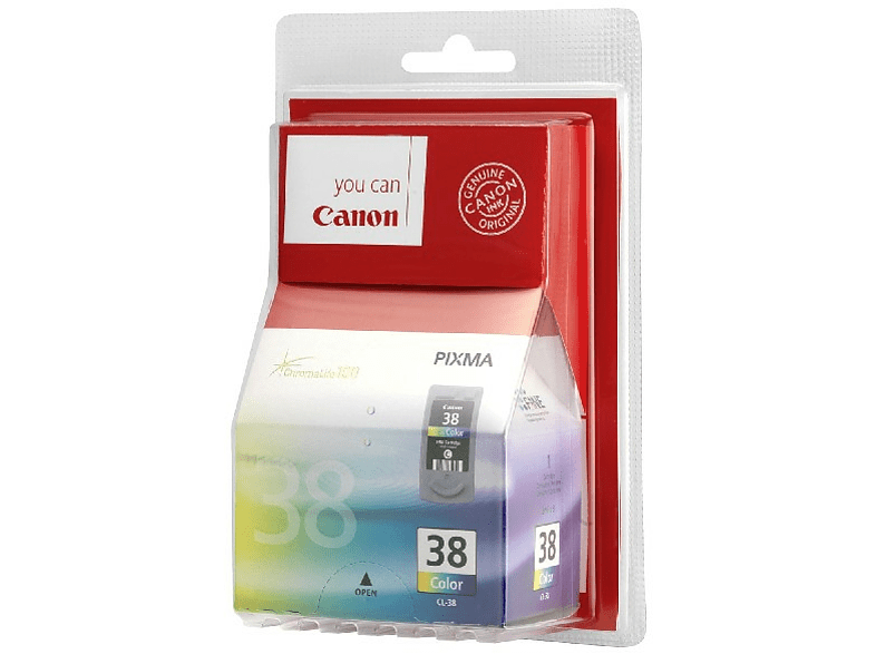 CANON CL-38 Colour laptop  tablet  computing  εκτύπωση   μελάνια μελάνια  toner computing   tablets