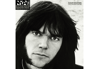 Neil Young - Sugar Mountain-Live At Canterbury House 1968 [DVD]
