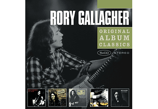 Rory Gallagher - Original Album Classics [CD]