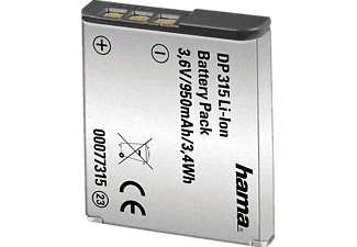 Hama 00077315 Info Chip Li-Ion Battery DP 315