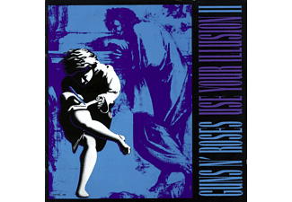 Guns N' Roses - USE YOUR ILLUSION 2 [CD]