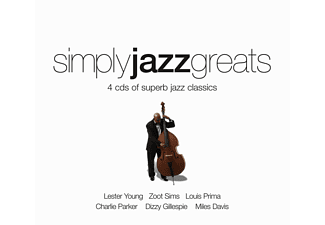 VARIOUS - Simply Jazz Greats [CD]
