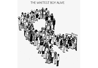The Whitest Boy Alive - Rules - (CD)