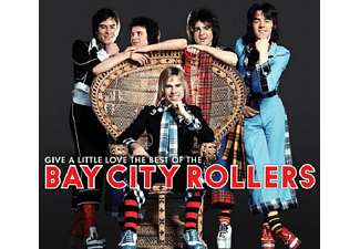Bay City Rollers - Give A Little Love-Best Of - (CD)