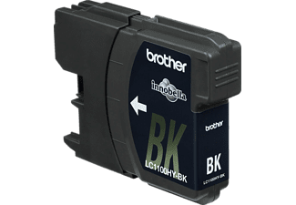 BROTHER LC-1100 HYBK Schwarz