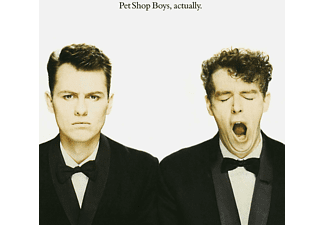 Pet Shop Boys - Actually - (CD)