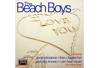 The Beach Boys - I Love You (CD)