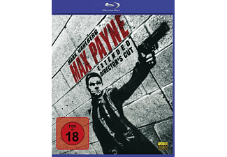 Max Payne Director's Cut - Hollywood Collection [Blu-ray]