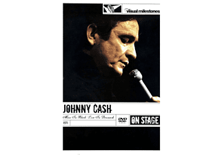 Johnny Cash - MAN IN BLACK - LIVE IN DENMARK [DVD]
