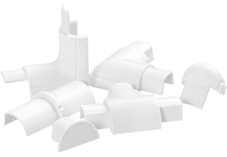 D-LINE D 16/08 W KIT  Adapter Set für Kabelkanäle