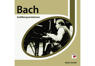 Glenn Gould - Esprit/Goldbergvariationen [CD]