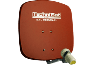 TECHNISAT 1445/8194 DD 45 Single DigitalSat-Antenne, ziegelrot