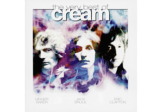 Cream The Very Best Of Rock CD