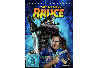MY NAME IS BRUCE [DVD]