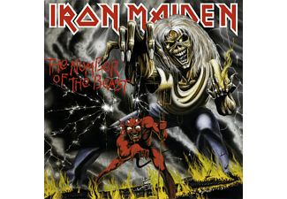 Iron Maiden - The Number Of The Beast - (CD EXTRA/Enhanced)