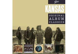 Kansas - Original Album Classics [CD]