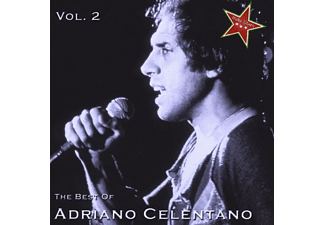 Adriano & Mina Celentano, Adriano Celentano - Best Of Vol.2 [CD]