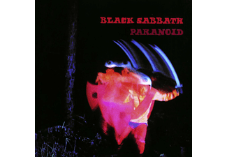 Black Sabbath - Paranoid (Jewel Case Cd) - (CD)
