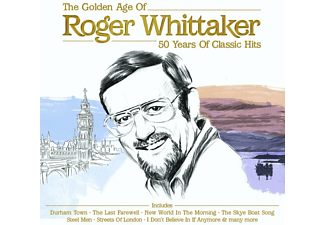 Roger Whittaker - The Golden Age-50 Years Of Classic Hits [CD]