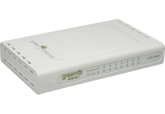 D-LINK Desktop switch (DGS-1008D)