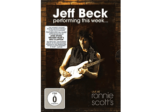 Jeff Beck - Performing This Week...-Live At Ronnie Scoots [DVD]
