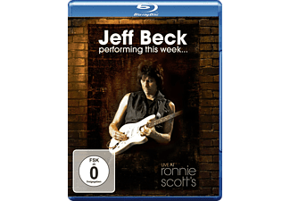Jeff Beck - Performing This Week...-Live At Ronnie Scoots [Blu-ray]