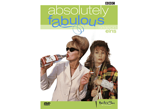ABSOLUTELY FABULOUS 1.SEASON [DVD]