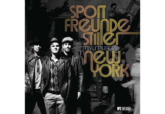Sportfreunde Stiller - MTV UNPLUGGED IN NEW YORK (BEST OF) [CD]