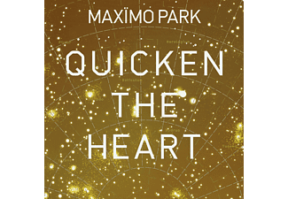 Maximo Park - Quicken The Heart/Cd+Dvd - (CD + DVD Video)