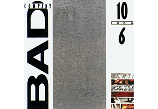 Bad Company - 10 From 6 - (CD)