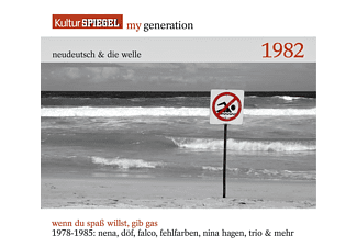 Various - My Generation - Neudeutsch & Die Welle [CD]