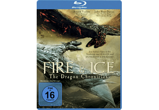 FIRE & ICE - THE DRAGON CHRONICLES - (Blu-ray)