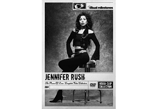 Jennifer Rush - Video-Clip Collection: Jennifer Rush - The Power Of Love - (DVD)