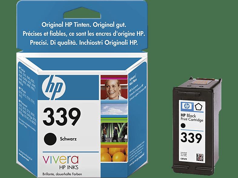 HEWLETT PACKARD 339 Black C8767EE 21ml laptop  tablet  computing  εκτύπωση   μελάνια μελάνια  toner