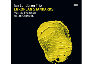 Mattias Svensson, Jan Lundgren - European Standards [CD]