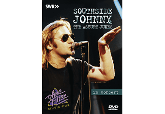 Southside Johnny & The Asbury Jukes - In Concert-Ohne Filter [DVD + Video Album]