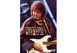 Tony Joe White - In Concert-Ohne Filter [DVD + Video Album]