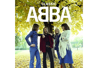 ABBA - CLASSIC - THE MASTERS COLLECTION [CD]