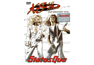Status Quo - XS ALL AREAS [DVD]