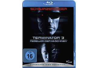 Terminator 3 - Rebellion der Maschinen - (Blu-ray)
