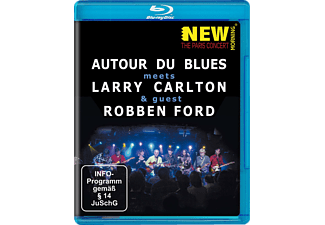 Carlton, Larry & Ford, Robben - THE PARIS CONCERT - (Blu-ray)