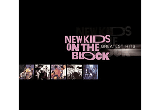 New Kids On The Block - GREATEST HITS [CD]