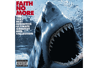 Faith No More - Faith No More - Very Best Definitive Ultimate greatest Hits Coll. - (CD)
