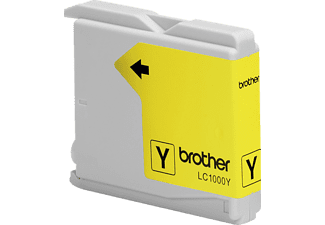BROTHER LC 1000 Y YELLOW