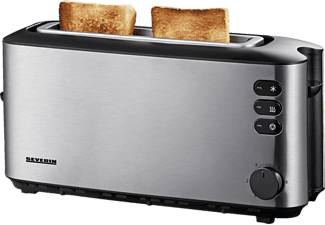 SEVERIN AT 2515 Toaster Silber ()