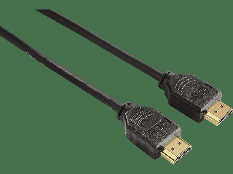 HAMA High Speed HDMI™ Cable, gold-plated 1.5m - (00011964) εικόνα   ήχος   offline αξεσουάρ εικόνας   ήχου καλώδια ήχου  εικόνας τηλεόραση