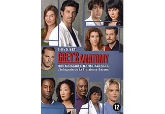 Grey's Anatomy - Seizoen 3 | DVD
