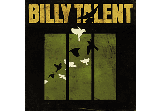 Billy Talent BILLY TALENT 3 Rock CD