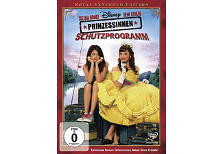 Prinzessinnen Schutzprogramm (Royal Extended Edition) - (DVD)
