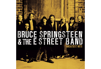 The E Street Band, Bruce Springsteen - Greatest Hits - (CD)